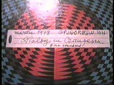 Dialog s Ceaucescom (če ljudje ne morejo vladati, potem kritizirajo)