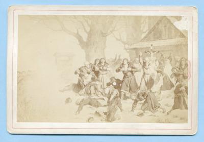Męczennicy za wiarę na Podlasiu r. 1874 [dokument ikonograficzny]