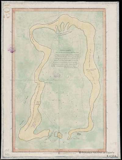 Diego García [Material cartográfico]