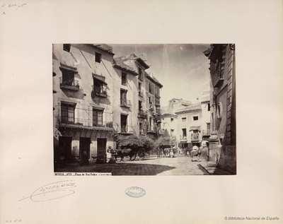 Murcia, plaza de San Pedro. [Material gráfico]