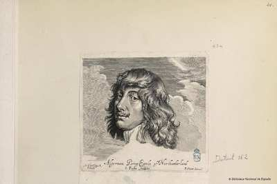Image from object titled [Retrato de Algernon Percy, Conde de Northumberland]