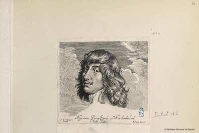 [Retrato de Algernon Percy, Conde de Northumberland]