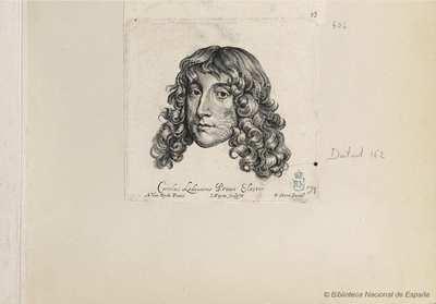 [Retrato de Carlos Luis, Principe Electo del Palatinado]