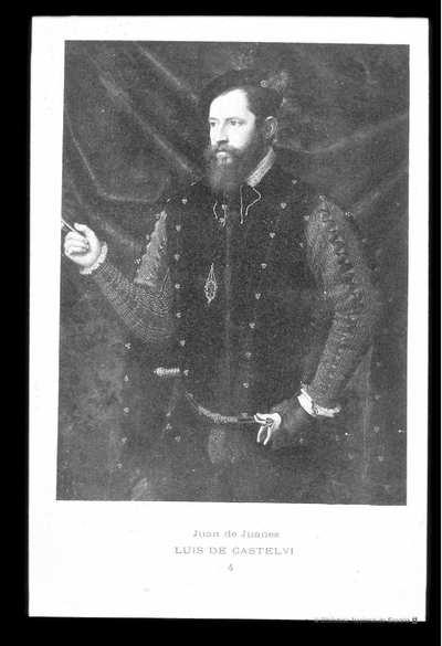 [Retrato de Luis Castella de Vilanova] [Material gráfico]