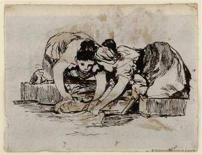 [Mujeres lavando]