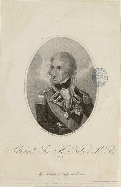 Almiral Sir H. Nelson K. B.
