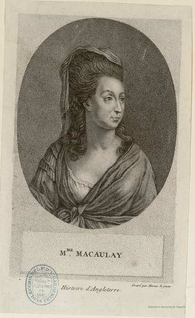 Image from object titled MME. MACAULAY
