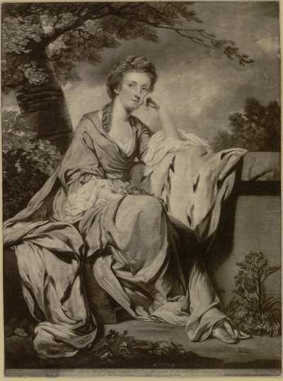 The Right Honble. Lady Elizabeth Lee, Duaghter of Simon Earl Harcourt.