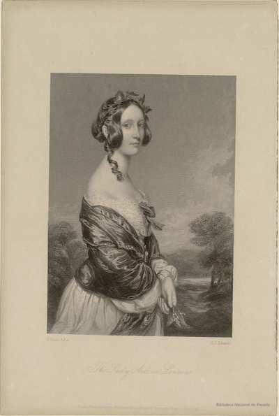 The Lady Arthur Lennox