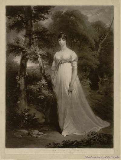 HER GRACE THE DUCHESS OF BEDFORD