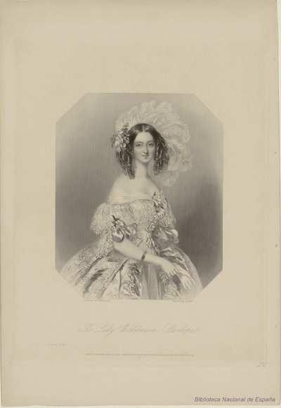 The Lady Wilhelmina Stanhope
