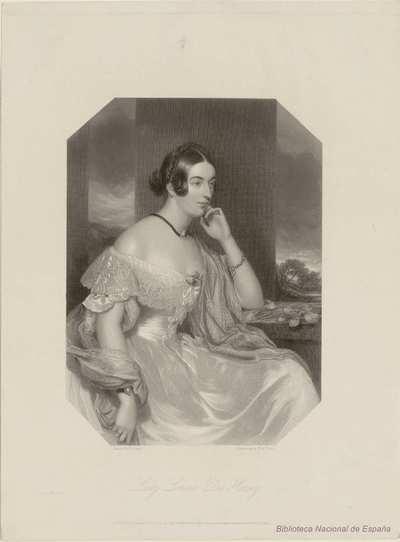 Lady Louisa De Horsey