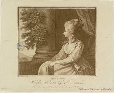 Her Grace the Duchess of Devonshire