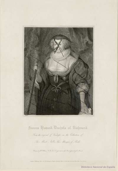 Frances Howard, Duchess of Richmond