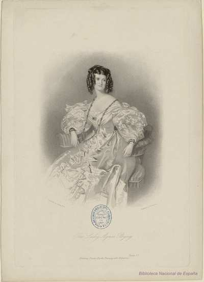 The Lady Agnes Byng