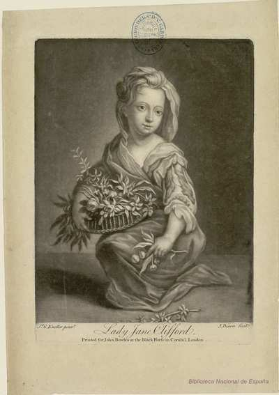 Lady Jane Clifford