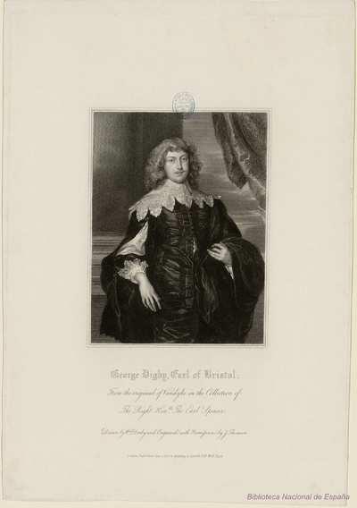 George Digby, Earl of Bristol