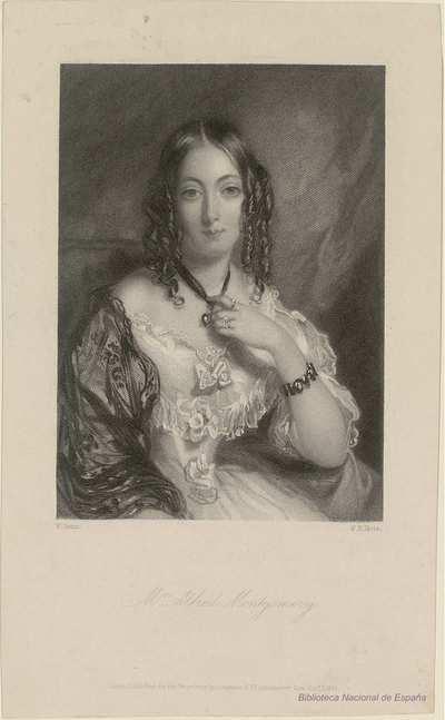 Mrs. Alfred Montgomery