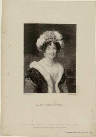 LADY CHETWYND.