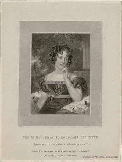THE RT. HON. MARY VISCOUNTESS CHETWYND.