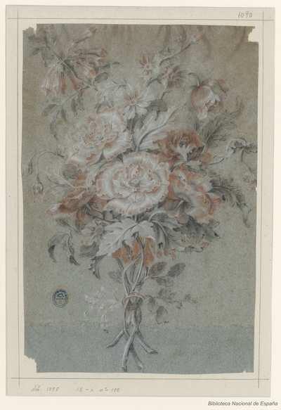 [Ramo de flores] [Material gráfico]