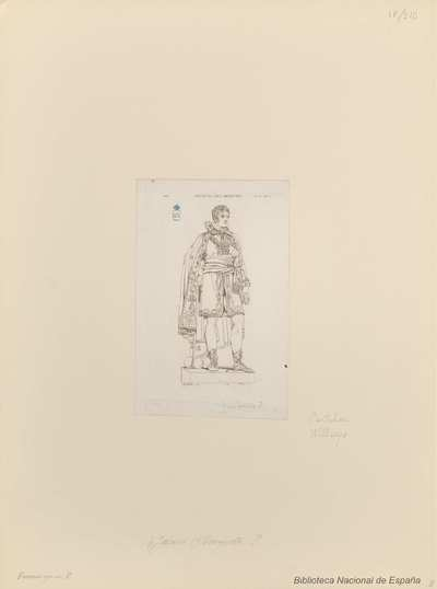 [Retrato de Jerónimo Bonaparte]
