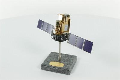 Image from object titled Maqueta módulo orbital E.S.A. Integral