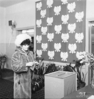 Image from object titled Wybory do Sejmu i Wojewódzkich Rad Narodowych