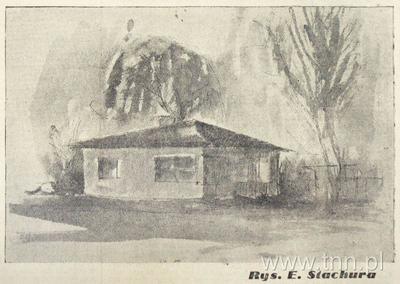 Akwarela Edwarda Stachury
