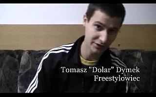"""Tomasz """"Dolar"""" Dymek opowiada o sobie"""