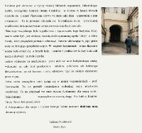 Brama Grodzka - Tadeusz Mysłowski