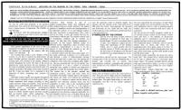 Notacja na temat genezy krzyża/ znakosymbole/ idee