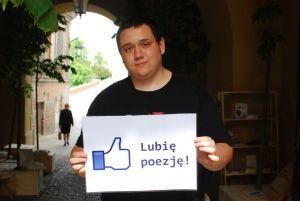 """Lubię poezję. Promocja Festiwalu """"Miasto Poezji 2014""""."""