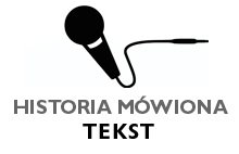 W fotografii interesują mnie problemy - Waldemar Stępień - fragment relacji świadka historii [TEKST]