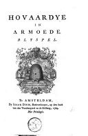 Image from object titled Hovaardye in armoede blyspel