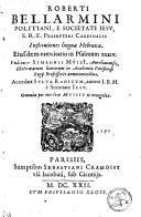 Image from object titled Institutiones linguae Hebraicae ejusdem exercitatio in Psalmum XXXIV
