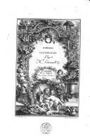 Image from object titled Poësies pastorales, suivies de la Voix de la nature, poëme, des lettres de Sainville et de Sophie, et d'autres pièces en vers et en prose