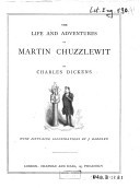 Image from object titled The life and adventures of Martin Chuzzlewit