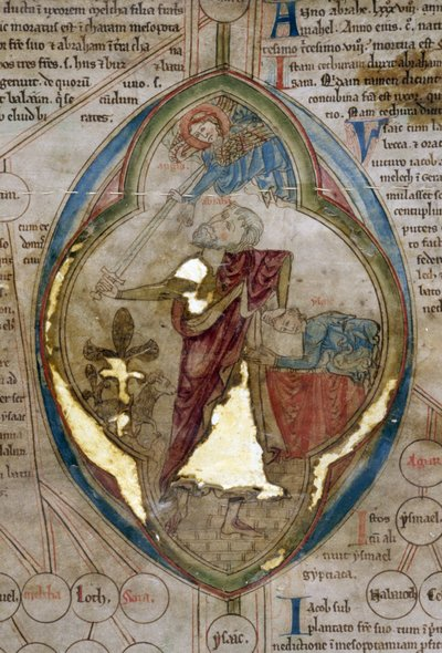 Image from object titled Compendium historiae in genealogia Christi.