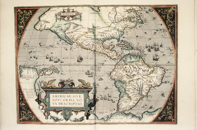 Image from object titled The Theatre of the whole world (Theatrum orbis terrarum).