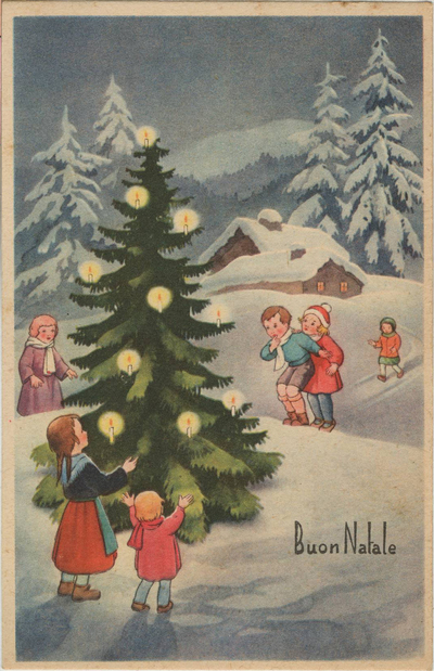 Image from object titled EL ARBOL DE NAVIDAD [Material gráfico]