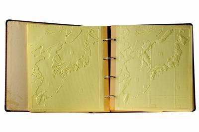Image from object titled hjälpmedel för synskadade, kartbok