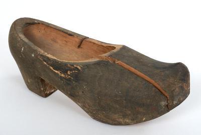 träsko, sko, skodon