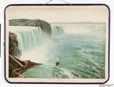 skolplansch, plansch, Niagarafallen