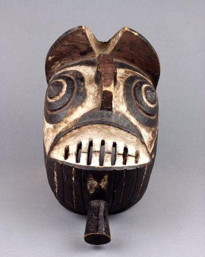 mask, dansmask