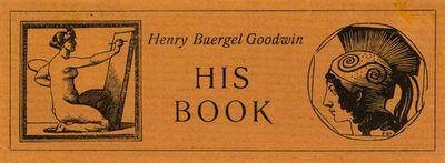 bokägarmärke, exlibris