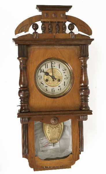 klocka, väggklocka