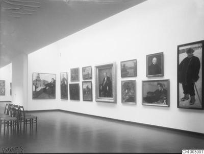 Image from object titled utställning, museum, konst