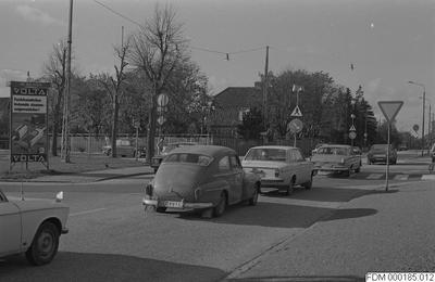 Image from object titled bebyggelse, bebyggelser, gata, trafik, övergångsställen, gator, gatuvy, väg, bilar, gatuvyer, övergångsställe, vägar, bil