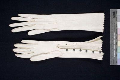 sång Förenkla Nuvarande  damhandskar, handskar